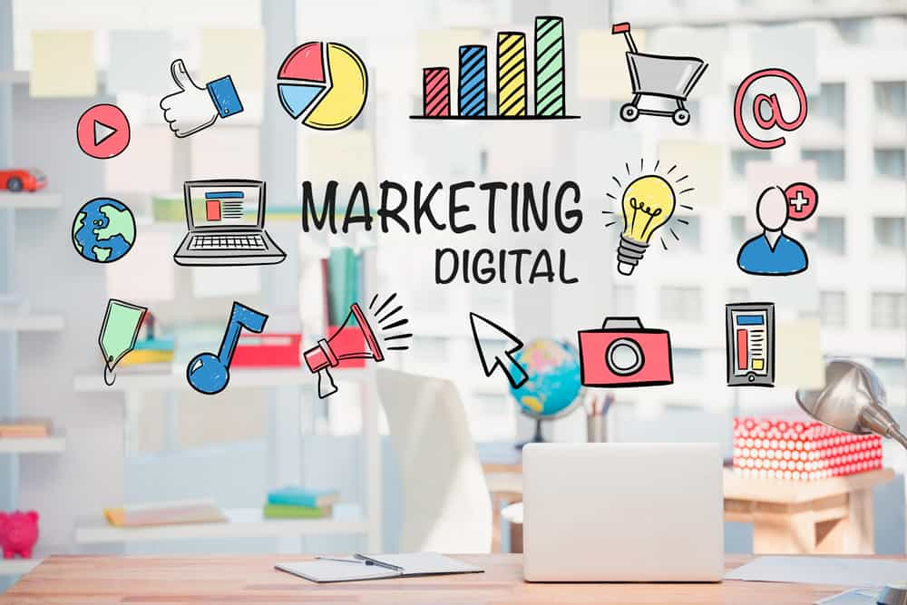 Posicionamento de Marca marketing digital