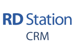Logo do RD Station CRM.