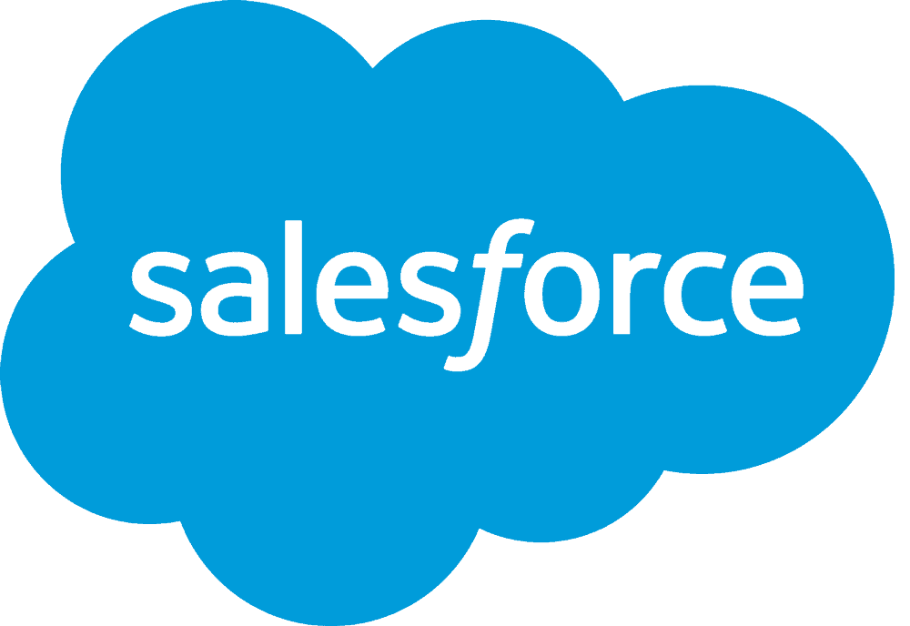 Logo do SalesFoce CRM.