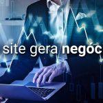 Seu site gera negócios?