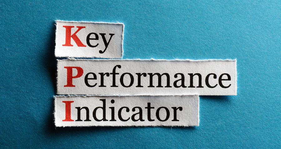 Ilustração para explicar a sigla KPI ou Key Performance Indicator, ou ainda em português Indicador-chave de Performance, também utilizada para acompanhar a passagem de leads.