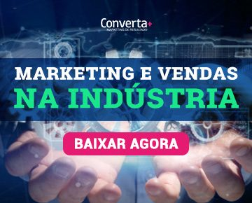 Vendas Industria Marketing